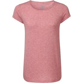 Sherpa Asha t-shirt Dames roze